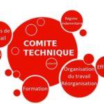 Comité technique du 30 Septembre 2021