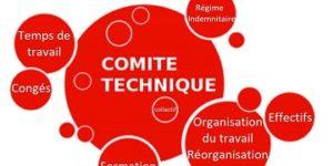 CFTC - Comité technique